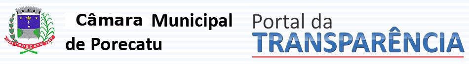 Portal Transparência Câmara Municipal de Porecatu
